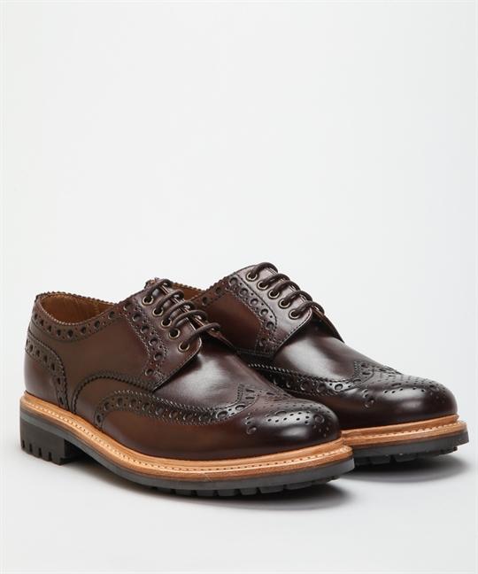 Buttero Tanino B4006 Black Leather skor – Skor online Lester Skor Online