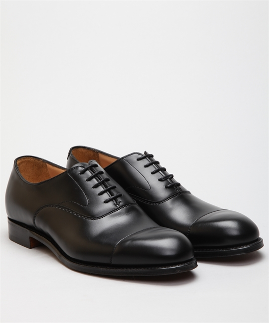 Cheaney Alfred Black Calf