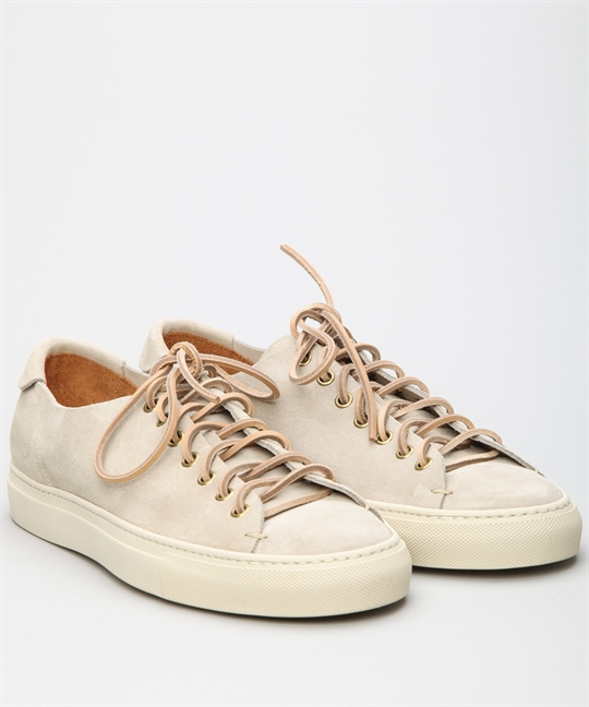 Buttero Tanino Low Sand Suede