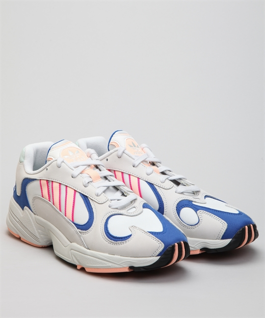 Adidas Originals Yung-1 BD7654 White Blue