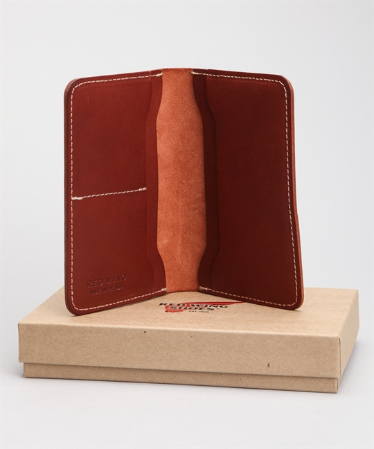 Red Wing Shoes Passport Wallet Oro Russet 95012