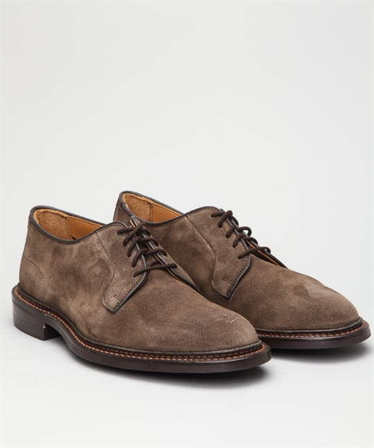 Trickers Robert 3616 Flint Suede