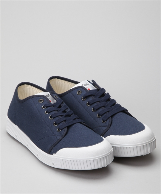 Spring Court Classic Low Canvas G2-Midnight 10