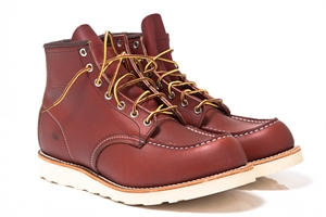 Red Wing Shoes 8131 Moc Toe Oro Russet