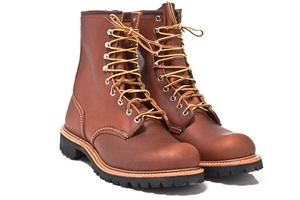 "Red Wing Shoes 8"" Logger 2945-Oro-iginal"