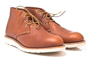 Red Wing Shoes Chukka 3140 Oro-iginal