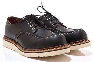 Red Wing Shoes 8106 Oxford Black