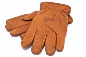Red Wing Shoes Work Gloves Tan