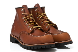 Red Wing Shoes Moc Lug Oro-iginal 8147