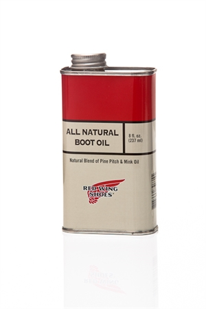 Red Wing Shoes Boot Oil