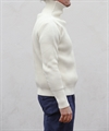 Andersen & Andersen Sailor Turtleneck Off White 2
