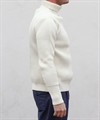 Andersen & Andersen Sailor Turtleneck Off White 4