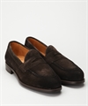 Berwick 9628 Penny Dark Brown Suede 1