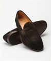 Berwick 9628 Penny Dark Brown Suede 2