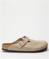 Birkenstock Boston Taupe Suede 2