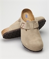 Birkenstock Boston Taupe Suede 4