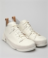 Clarks Originals Trigenic Flex White Leather 1