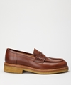 Fiddler Snapper Chestnut Leather 2