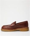 Fiddler Snapper Chestnut Leather 3