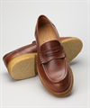 Fiddler Snapper Chestnut Leather 4