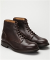 Fiddler Trench Boot Dark Brown 1