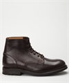 Fiddler Trench Boot Dark Brown 2