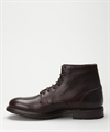 Fiddler Trench Boot Dark Brown 3