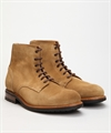 Fiddler Trench Boot Tan Suede 1