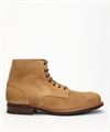 Fiddler Trench Boot Tan Suede 2