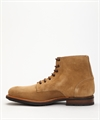 Fiddler Trench Boot Tan Suede 3