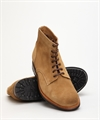 Fiddler Trench Boot Tan Suede 4