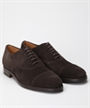 Fiddler Zeta Oxford Brown Suede 1