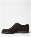 Fiddler Zeta Oxford Brown Suede 3