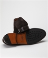 Fiddler Zeta Oxford Brown Suede 5