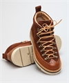Fracap M130 Brown Suede/Leather