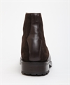 Fiddler Montana Brown Suede Chocolate Calf