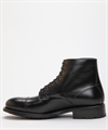 Fiddler City Boot Black Calf