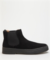 Playboy Original Chelsea Boot Black Suede