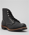 Red Wing Shoes Iron Ranger 8114 Black