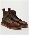 Red Wing Shoes 3336 Wacouta Briar Oil Slick/Olive Waxed Canvas