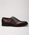 Allen Edmonds Park Avenue Dark Brown Burn