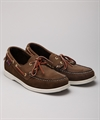 Sebago Docksides Dark Brown Nubuck