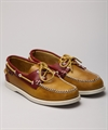 Sebago Horween Spinnaker Yellow Red