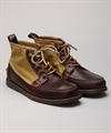 Sebago Filson Beacon Dk Brown/Wax canvas