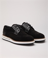 Barleycorn Barleycorn Air Derby-Black Suede
