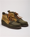 Sebago Filson Beacon Olive Wax Canvas