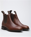 Loake Chatterly Brown Waxy Leather