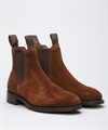 Loake Chatterly Brown Suede