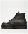 Red Wing Shoes Classis Moc Black 8137