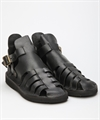 Fracap D033 Gladiator Black